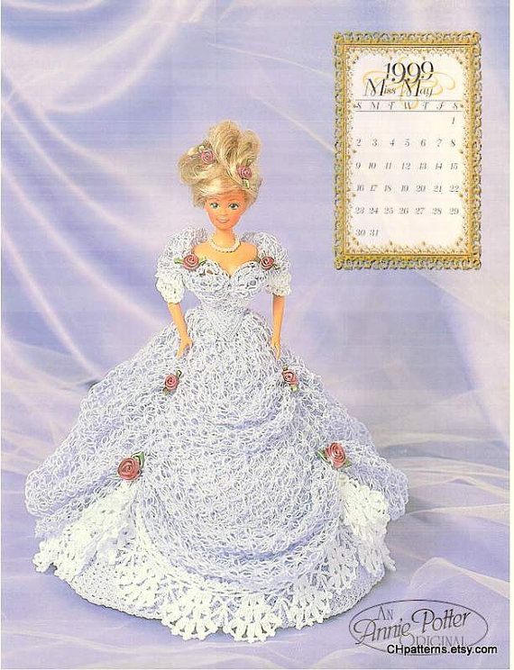 Miss May, 1999 Master Crochet Guild Bridal Dreams Collection ...