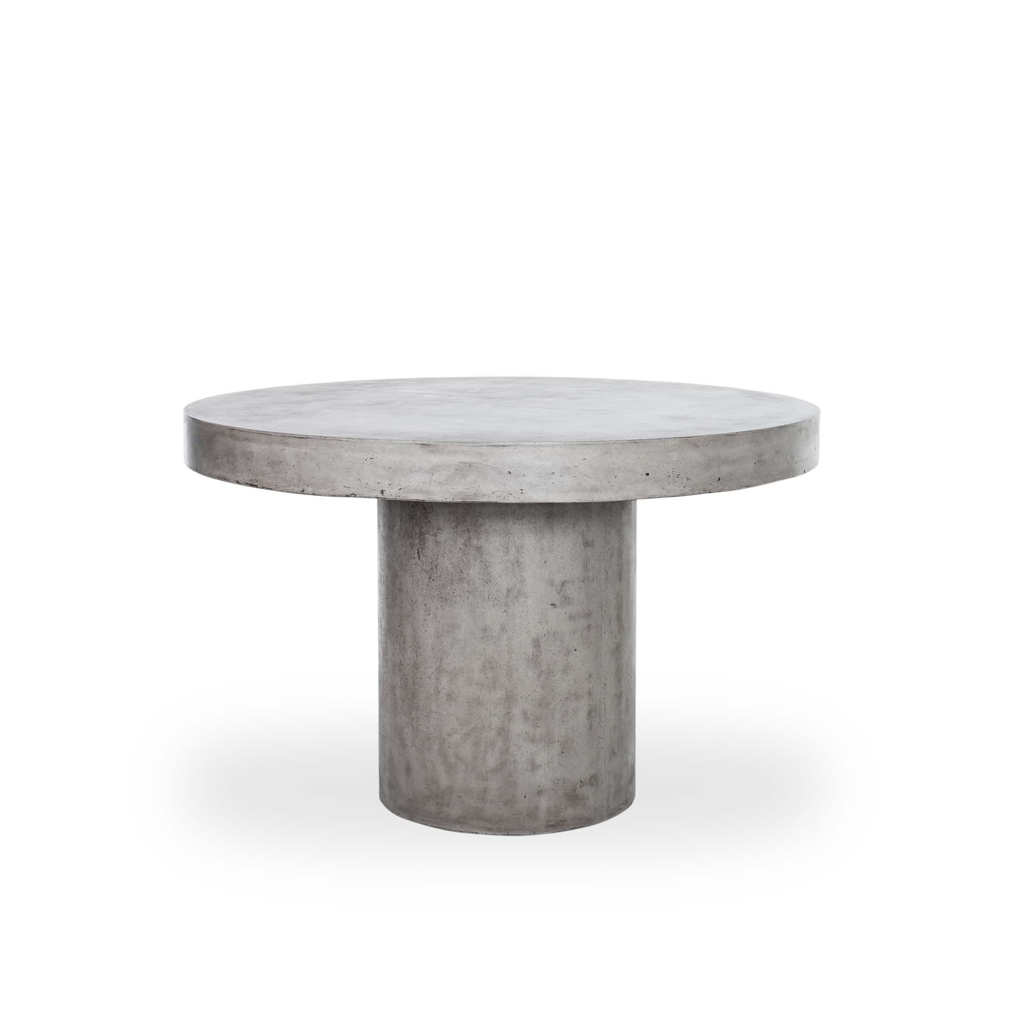 Cassius Outdoor Dining Table Concrete Outdoor Dining Table