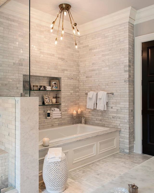 Pin by Mary Jo Lesperance on Beautiful Bathrooms in 2018 Bathroom - Design Bathroom