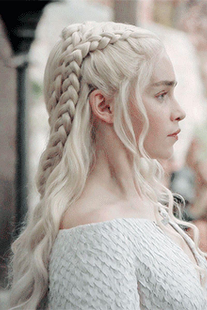 daenerys hair - Google Search