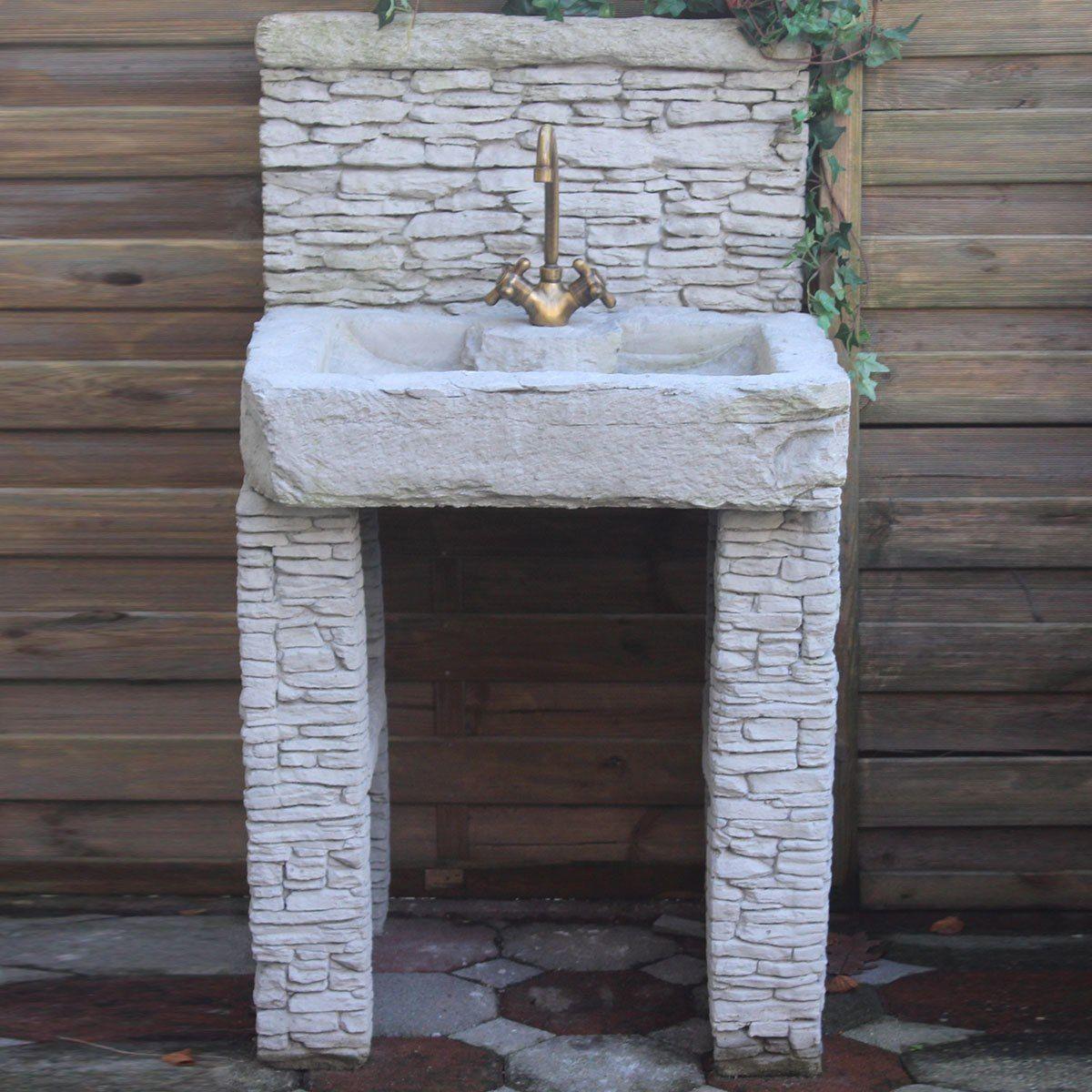 Waschbecken Für Draußen Garten Das Wird Deinen Morgen Erhellen Von