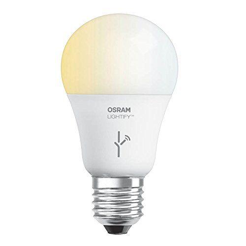 Here S How An Amazon Echo Tap Or Echo Dot Can Light Up Your Smart Home Smart Light Bulbs Led Light Bulb Light Bulb