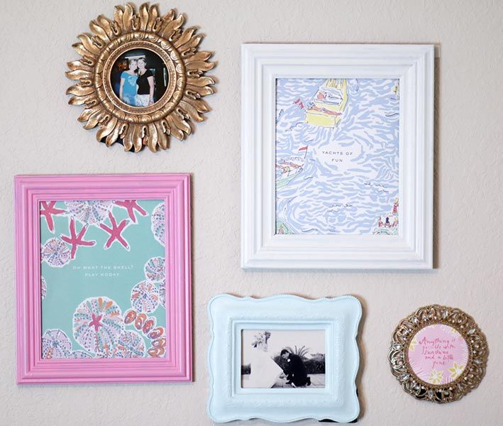 85 Creative Gallery Wall Ideas and Photos for 2019 | Shutterfly