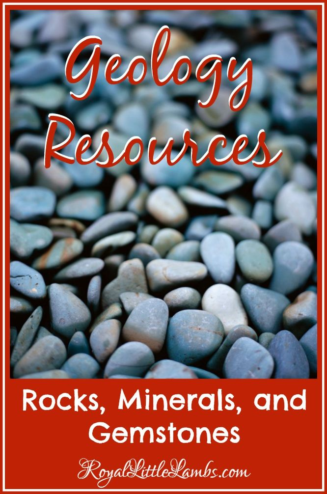 Rocks and Minerals Resources