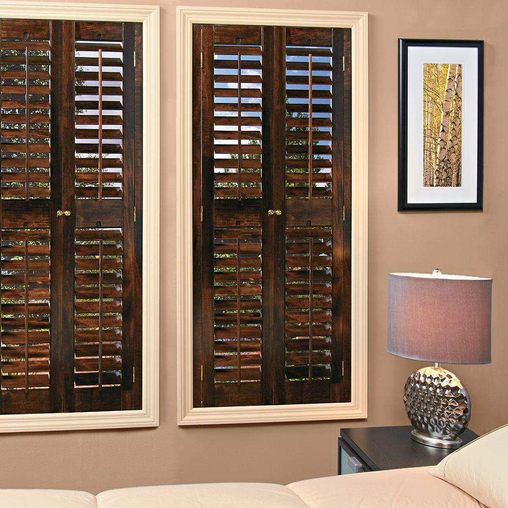 Give Your Home An Elegant Look With Wood Shutters In 2020