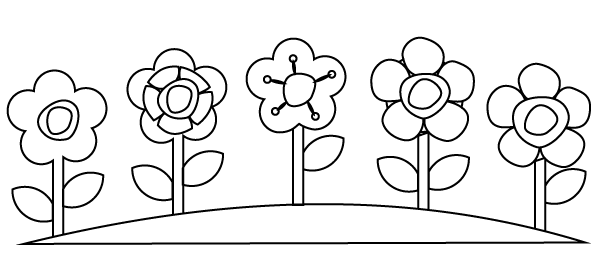 Coloring Rocks Garden Coloring Pages Coloring Pages Printable Coloring Pages