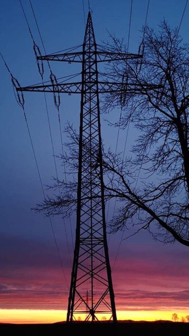 Pin By Tyler On Transmission Towers Transmission Line Tower