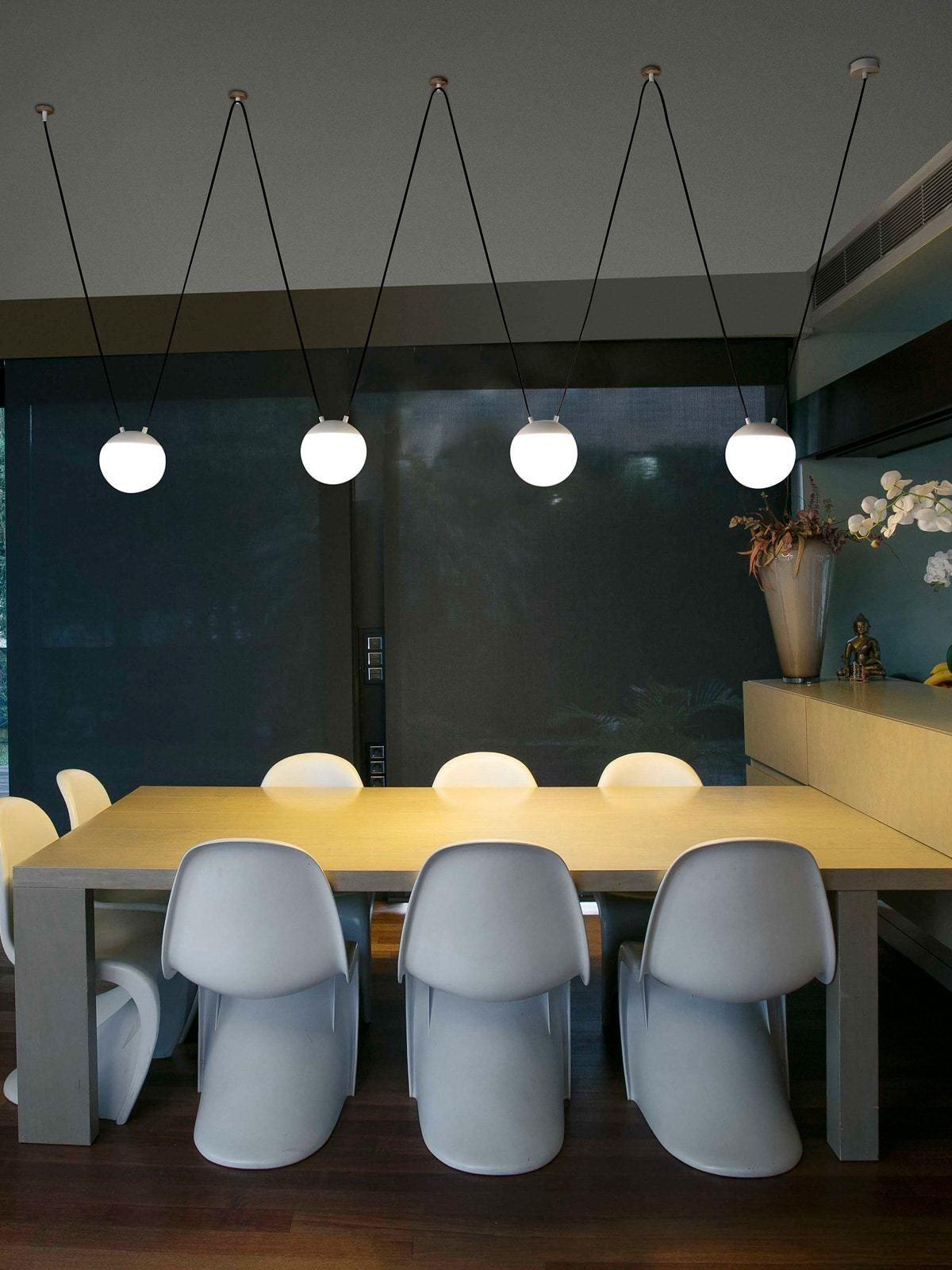 Frische Designerleuchten Fur Die Gastronomie Designort Com Pendelleuchte Raumgestaltung Beleuchtung Decke
