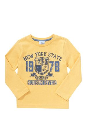 F&F New York State Long Sleeve T-Shirt