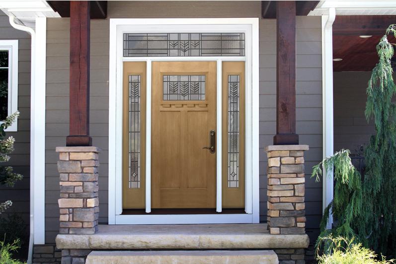 Pin By Peter Lami On Craftsman Doors Windows Garage Door Design Fiberglass Entry Doors Entry Doors