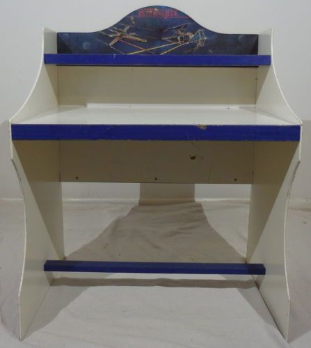 Vintage 1983 Return Of The Jedi Childs Desk By Atf Rare