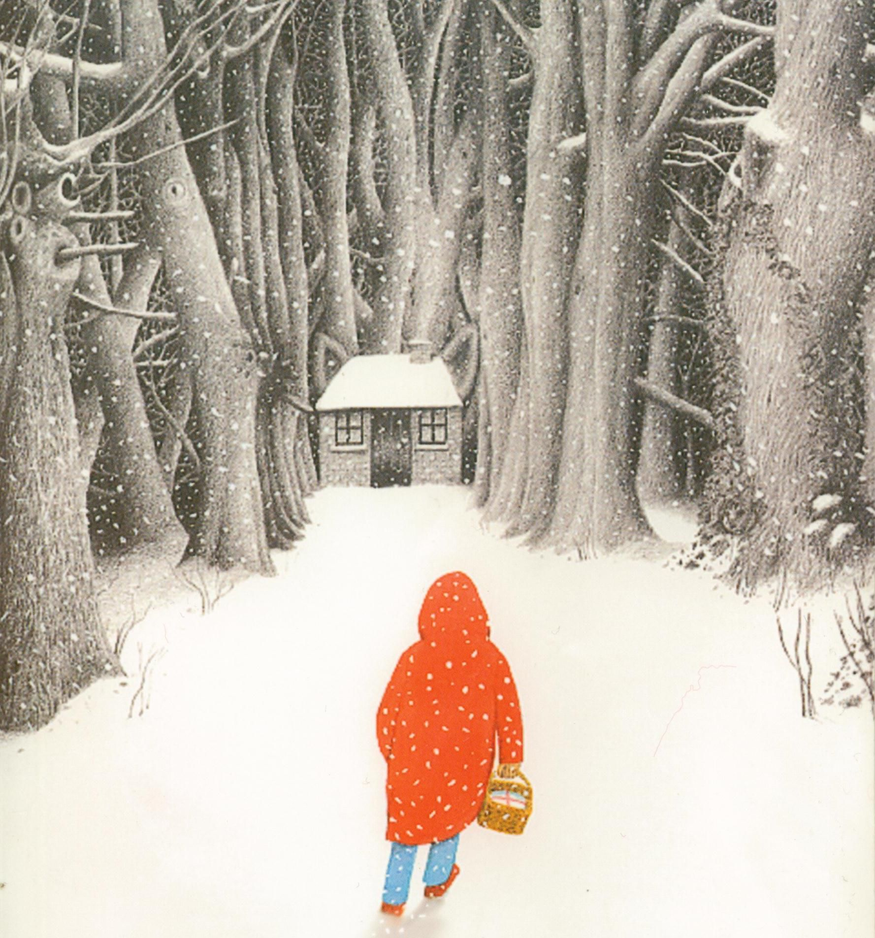 My new favourite book...Into the Forest... | Fairy tales, Fairy tales free,  Fairytale art