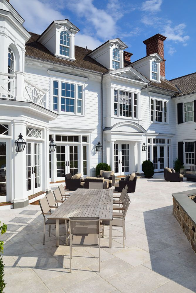 Douglas VanderHorn Architects | North Country Colonial