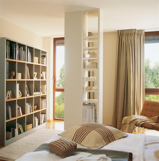 Como decorar colunas no meio da sala veja 25 ideias for Como decorar nuestra casa