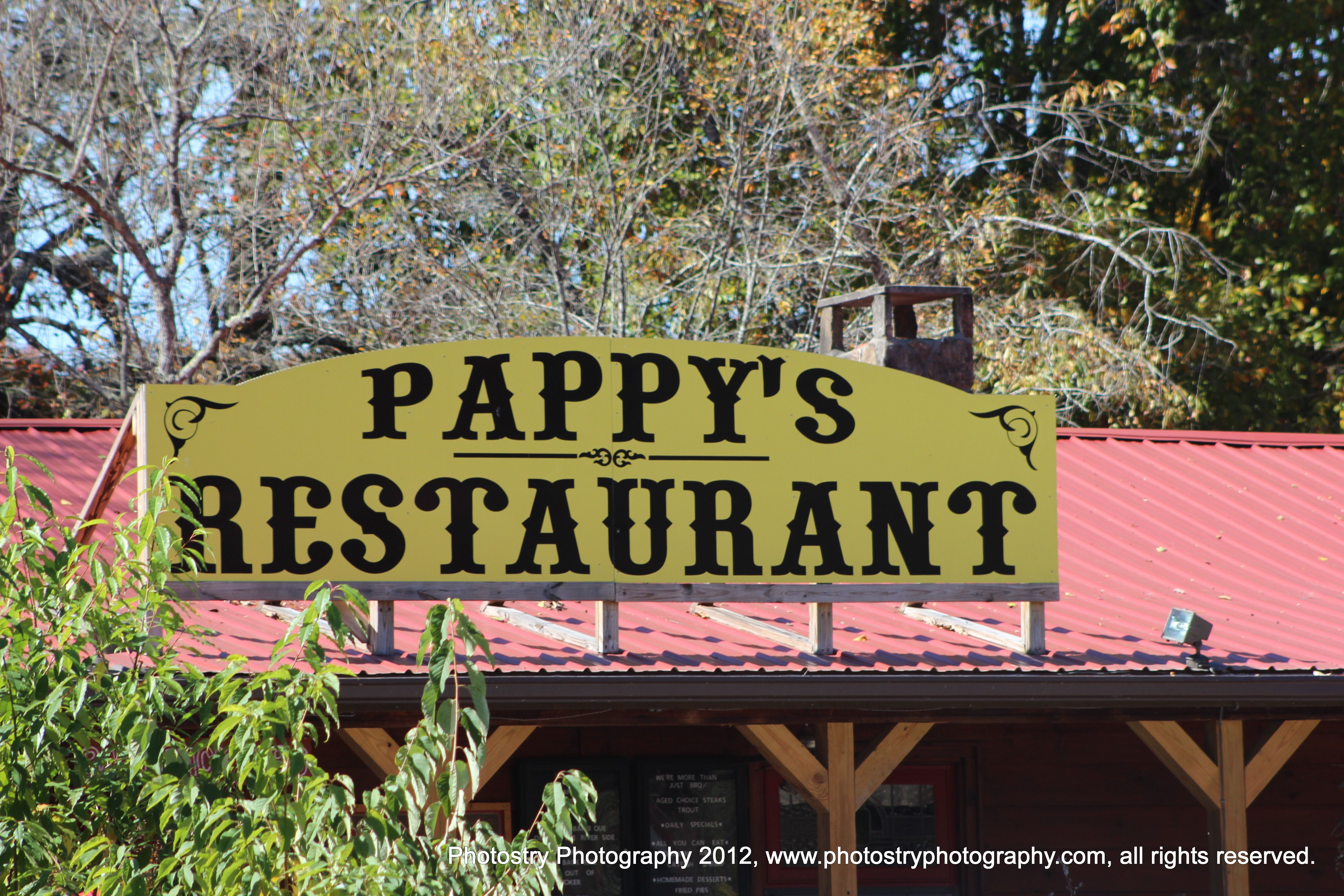 Pappy S Riverside Restaurant In Blairsville Ga Totally
