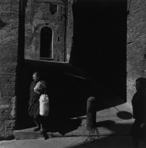 Harry Callahan Sienna, 1968