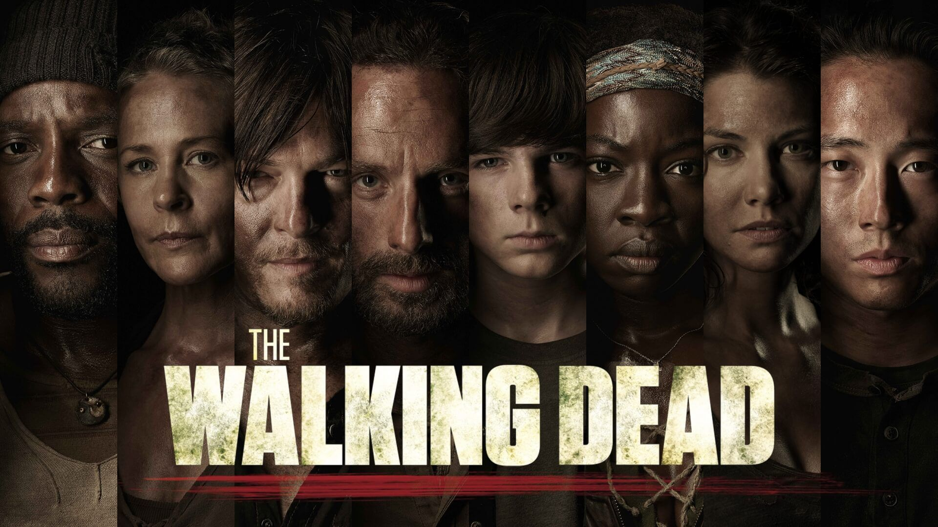 The Walking Dead 4k Wallpaper We Love The Walking Dead
