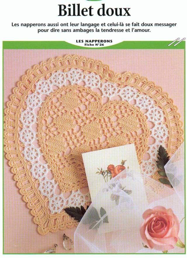 Fonte: artevida     Porta velas em croche  O formato está entre uma...