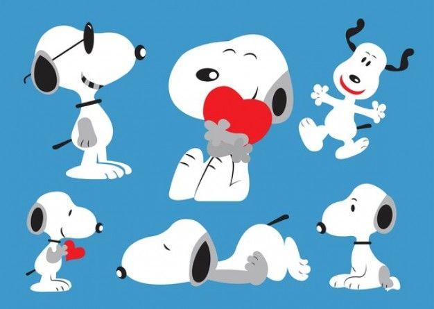 Baiche Milhoes De Vetores Gratuitos Fotos E Psd Snoopy Love