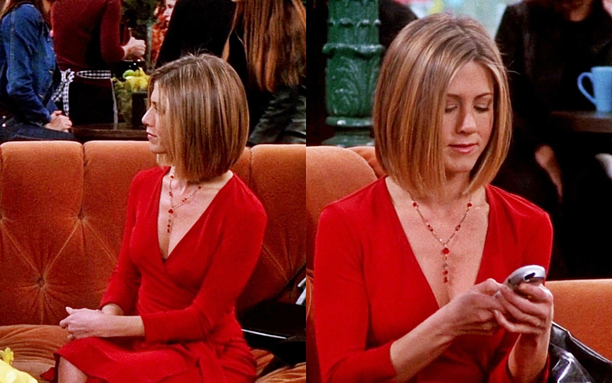 Jennifer Aniston Rachel Green Rachel Green Hair Jennifer Aniston Short Hair Rachel Hair