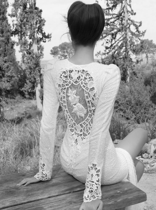 Inbal Dror 2013 Wedding Dress Collection - Bridal Musings Wedding Blog