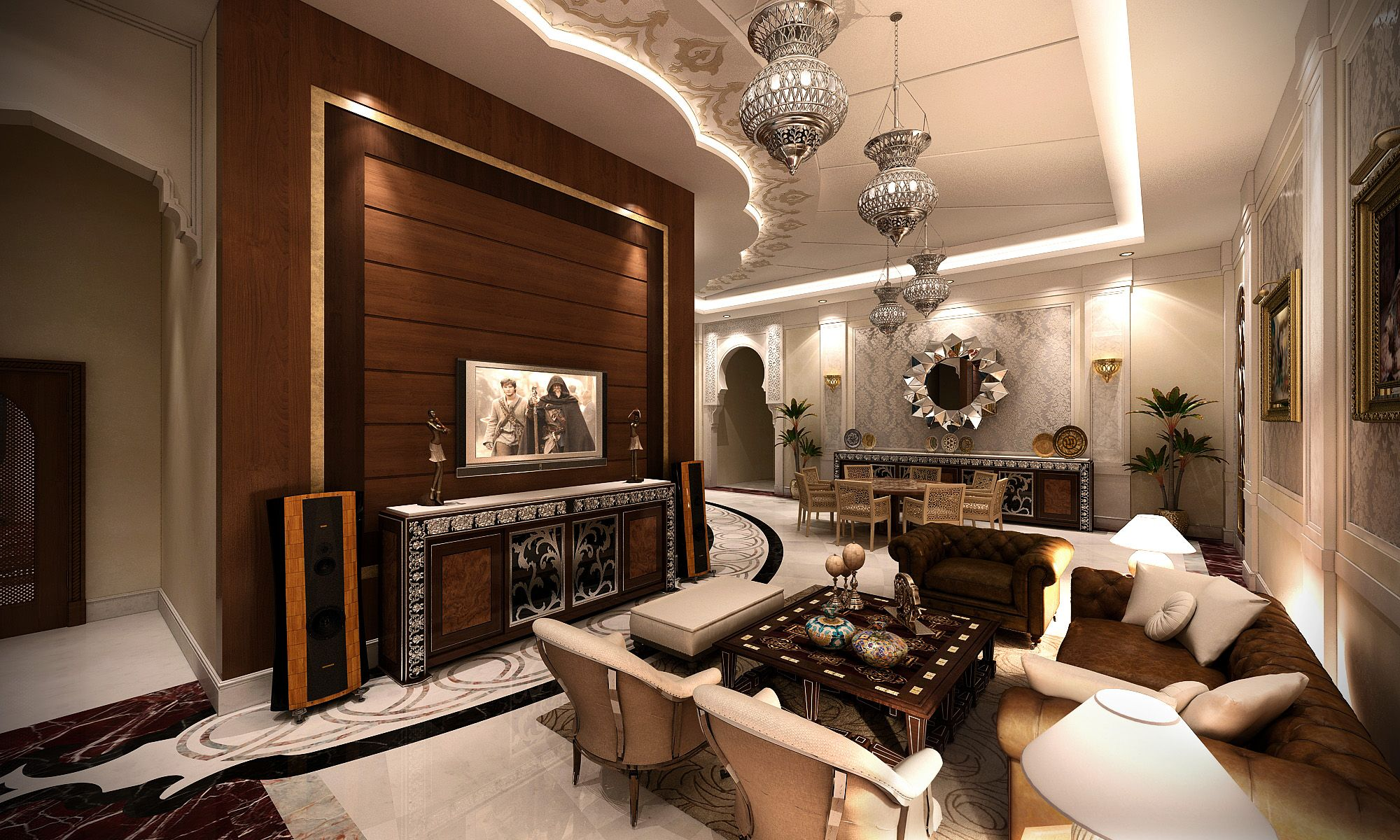 The New Moroccan Style Designed By Moroccan Mood For Decor Moroccan Style Home Decor Decor