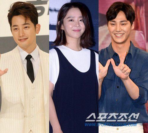 Park Si-hoo, Shin Hye-sun and Lee Tae-hwan to star in 'My Golden