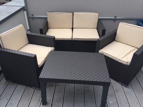 kleine loungegruppe in berlin prenzlauer berg ebay. Black Bedroom Furniture Sets. Home Design Ideas