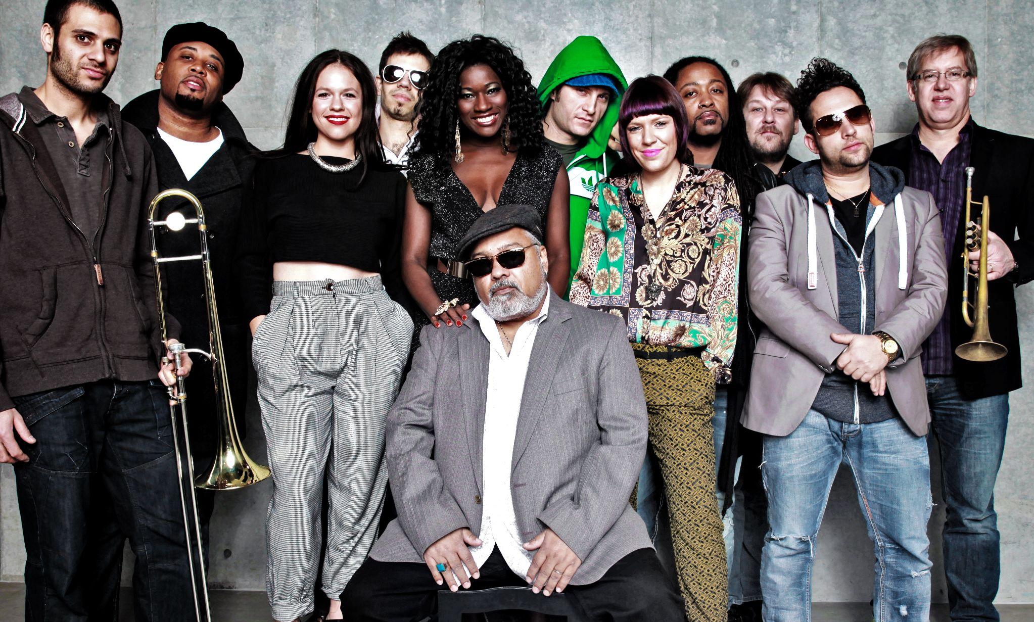 Incognito Band Incognito Uk Music Jazz Funk