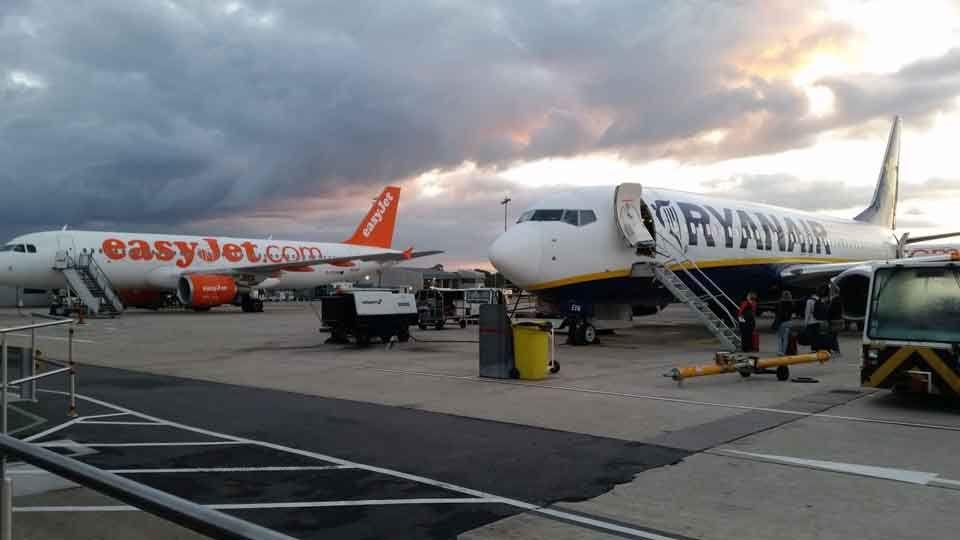 Ryanair und easyJet zeigen Interesse an Mazedonien