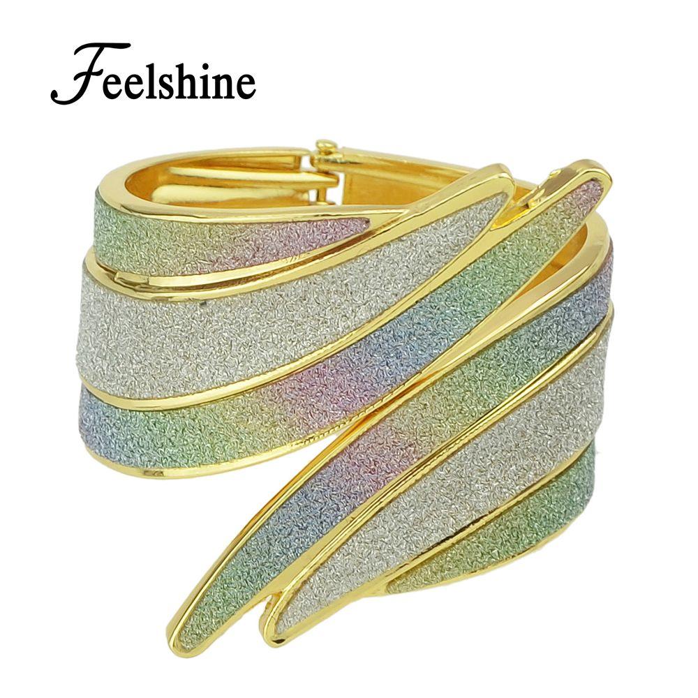 Bracelets pulseiras new chinese traditional design rhinestone cuff