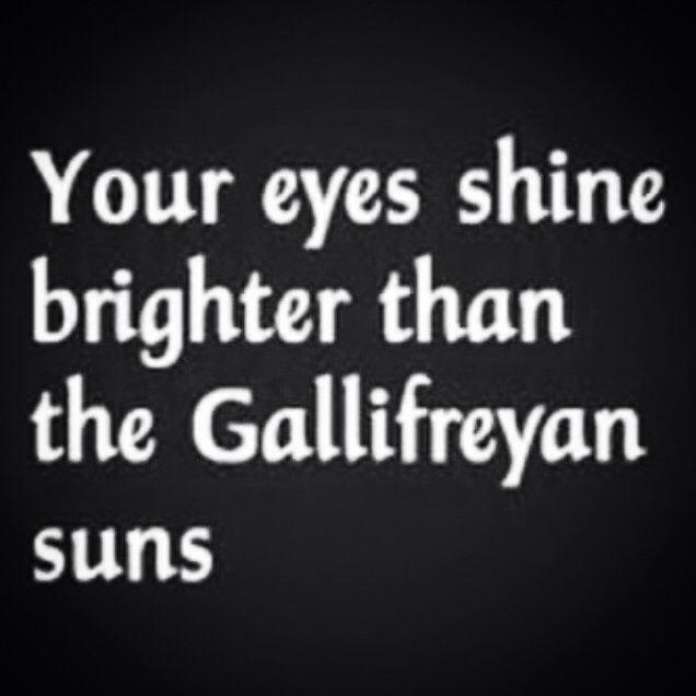 Gallifreyan suns