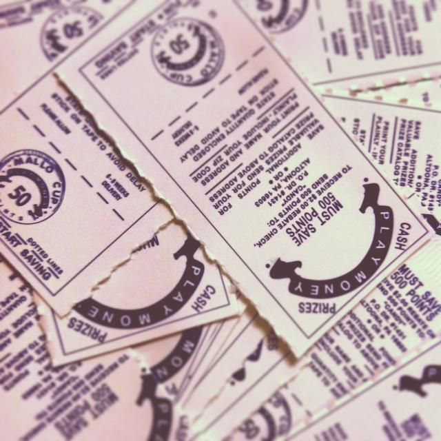 Boyer Candy Coin Cards Are In All Our Fundraiser Cup Candies