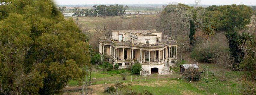 Palacio piria 1910 ciudad de la plata prov de buenos for Casa rural mansion de la plata penacaballera