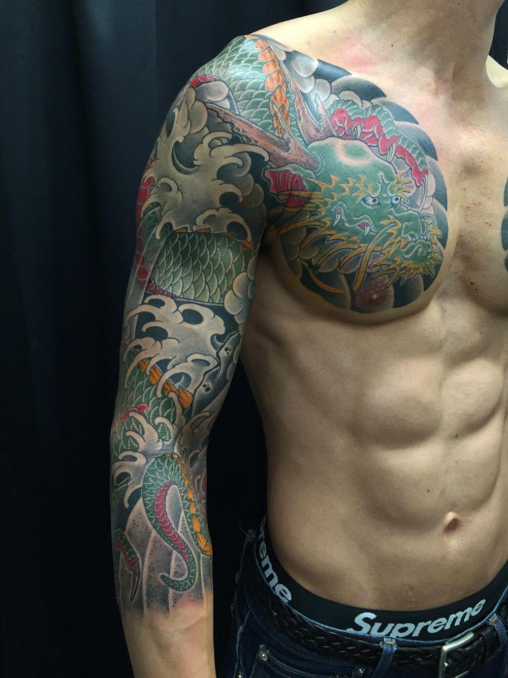 44+ Stunning 34 sleeve tattoo male ideas
