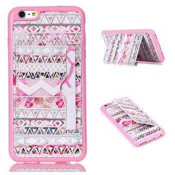 Cool Printed Case for apple iPhone 6plus/6splus Back Cover Multi Pattern Stand Stents Card Slot Coque for iphone 6 Plus 5.5 inch // iPhone Covers Online //   Price: $ 9.99 & FREE Shipping  //   http://iphonecoversonline.com //   Whatsapp +918826444100    #iphonecoversonline #iphone6 #iphone5 #iphone4 #iphonecases #apple #iphonecase #iphonecovers #gadget #gadgets