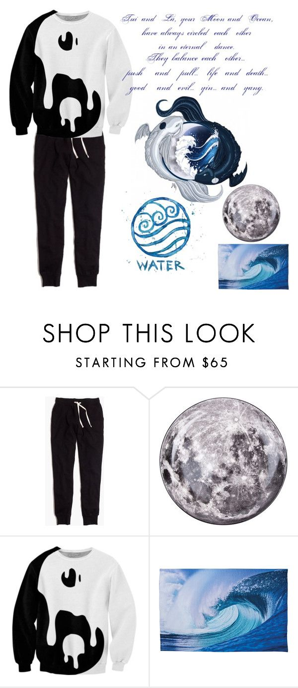 """""""Tui and La"""" by sweetieme-1 ❤ liked on Polyvore featuring Madewell and Seletti"""