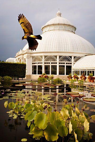 New York Botanical Garden Ny Botanical Garden Nyc 400 x 300