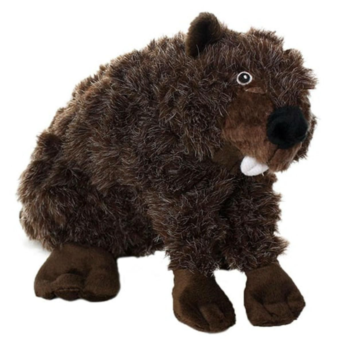 Mighty Nature Series Dog Toy Beaver Durable Dog Toys Dog Toys