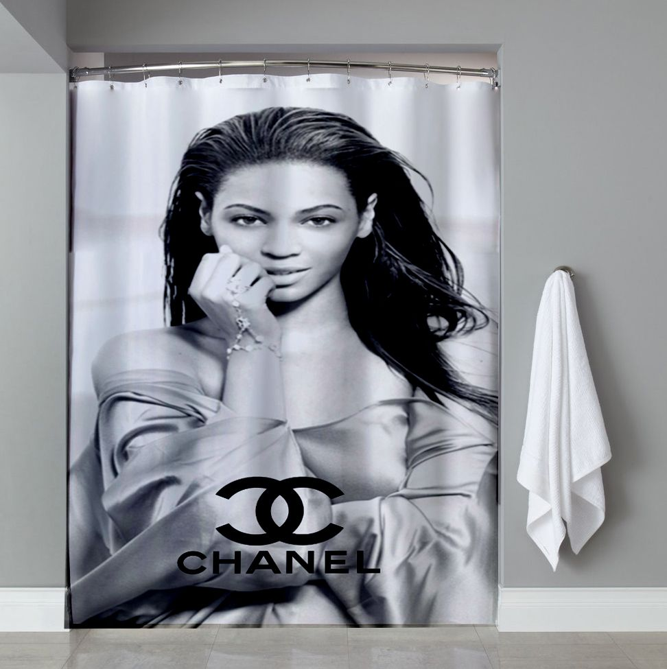 Cheap Beyonce Shower Curtain And Best Quality 100 Money Back Guarantee