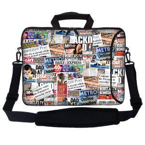 d98e4679922c Amazon.com : Meffort Inc 15 15.6 inch Neoprene Laptop Bag Sleeve ...