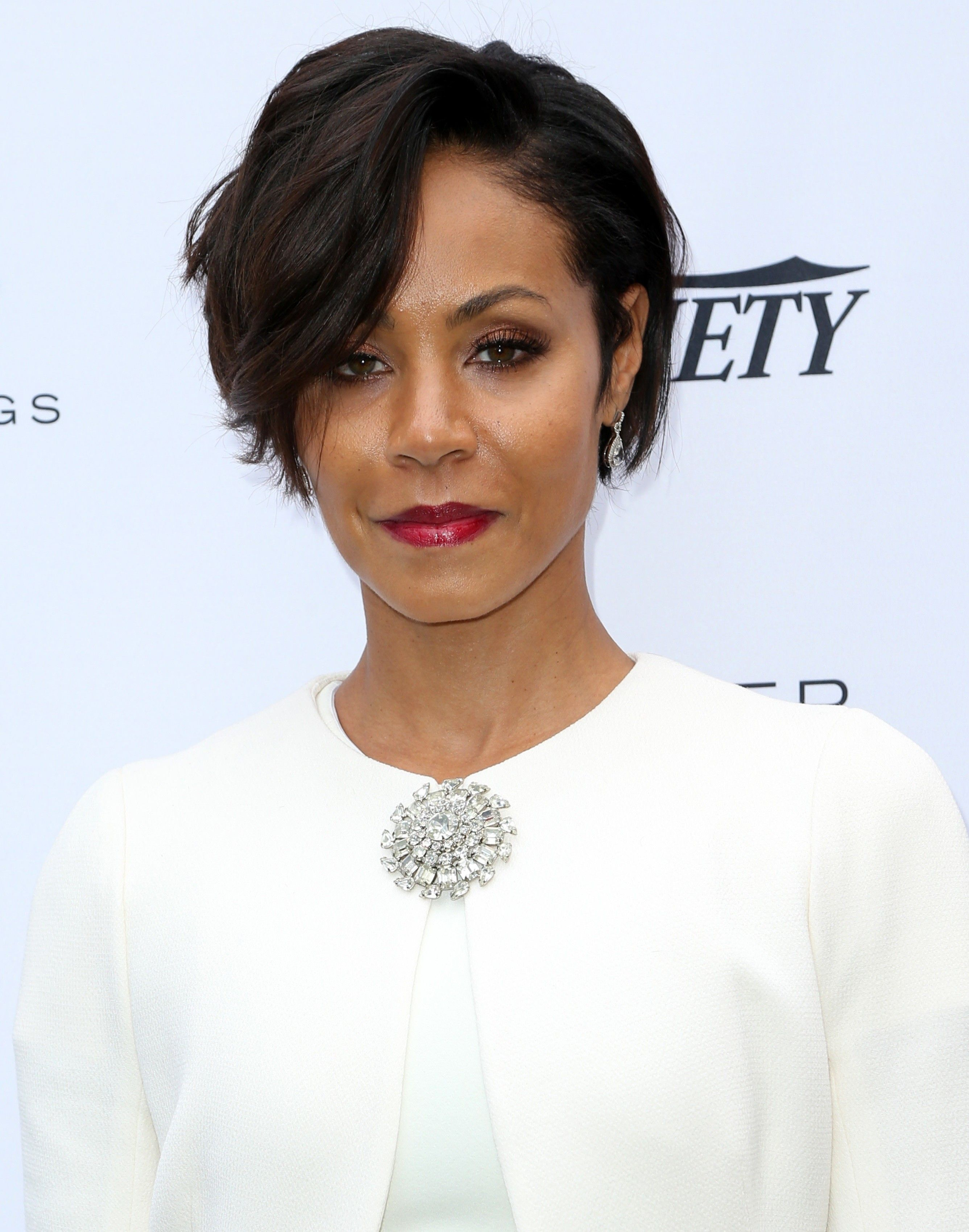 60 Short Hairstyles To Inspire Your Next Chop Jada Pinkett Smith Short Hair Styles African American Short Hair Styles Stylish Hair