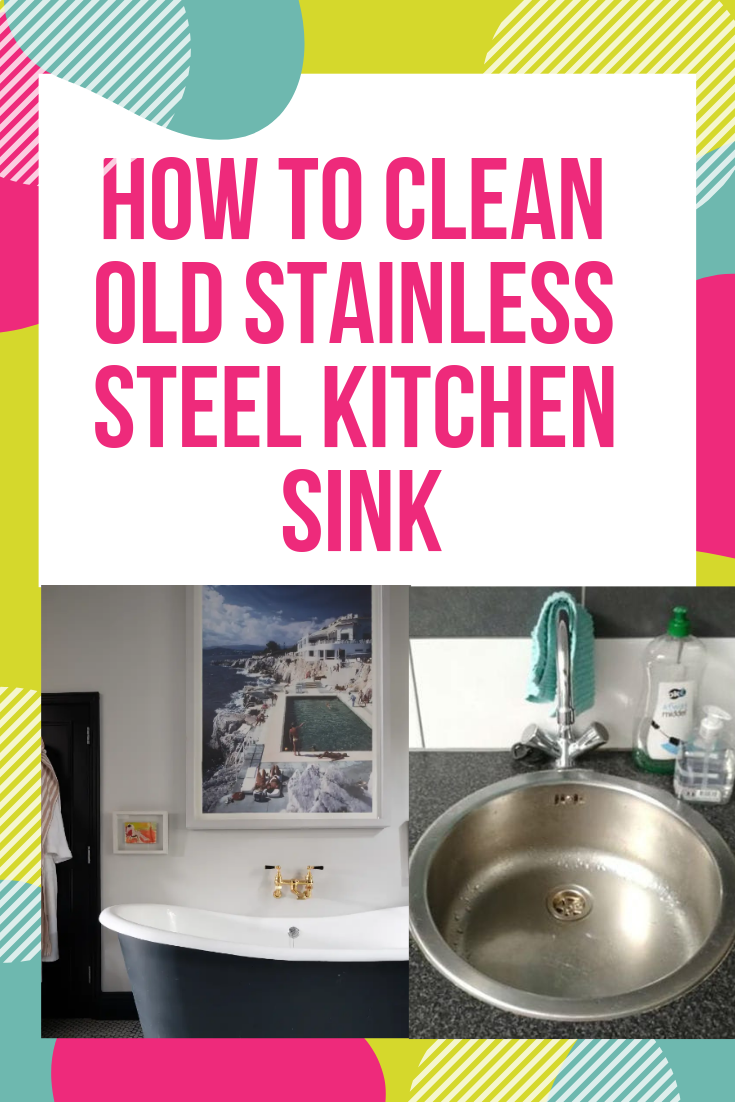 12 Diy To Clean Old Stainless Steel Kitchen Sink Stainless Steel Kitchen Sink Stainless Steel Kitchen Sinks Kitchen Stainless