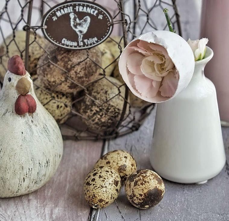 ElsaRblog: Paasdecoratie:Leuk idee voor Pasen (Diy)