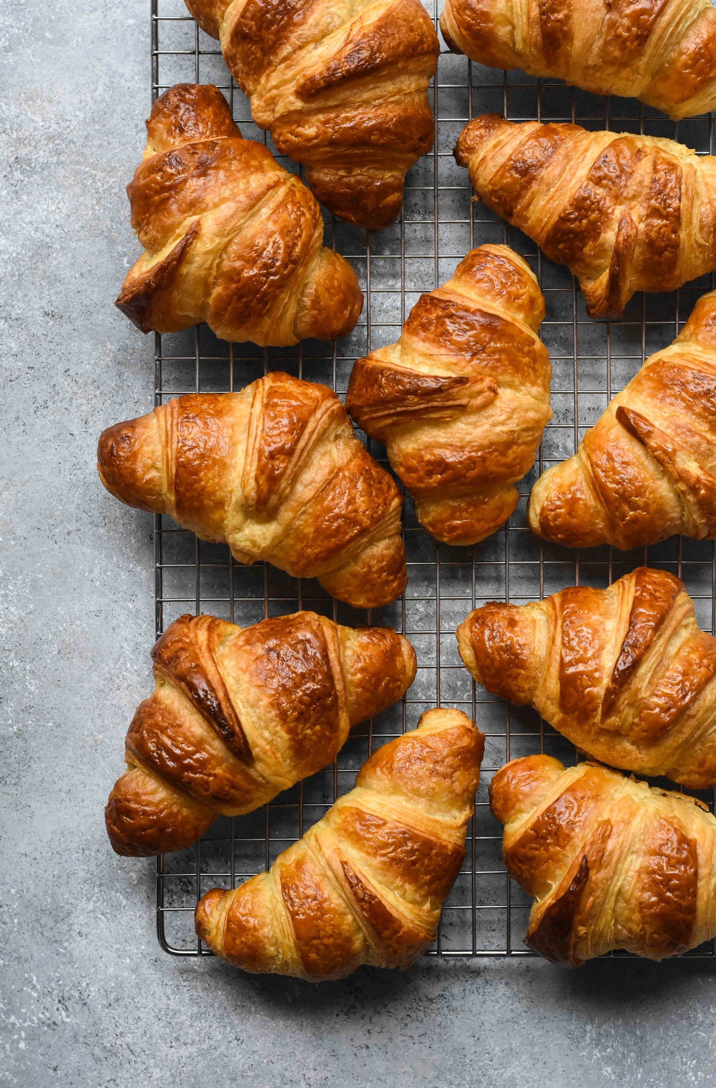 Classic French Croissants 101 Guide Croissant recipe