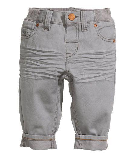 H&M Grey Jeans