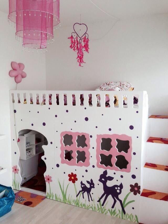 seng med hule Hule seng | Børneværelse in 2018 | Pinterest seng med hule