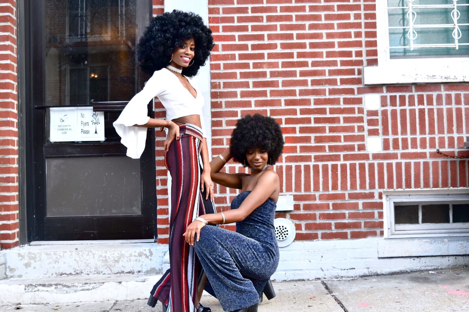 Pin By Janives Labossiere On Styledbyjayl African American Fashion 70s Inspired Fashion African American Women