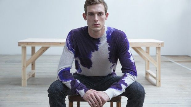 Knit wit: Designer Lou Dalton collaborates with John Smedley   The Week…