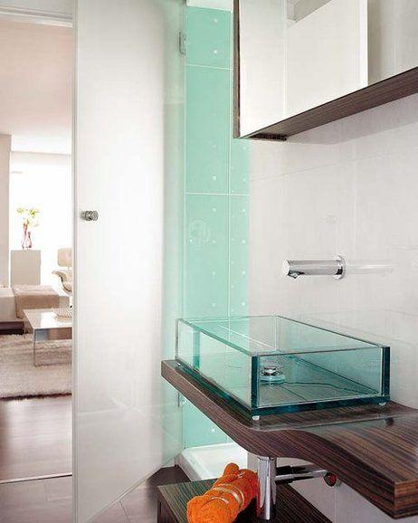 Seis puertas correderas para cocinas y baños | Correderas, Puertas ...